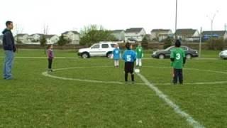 ben t s u6 soccer game apr 2009