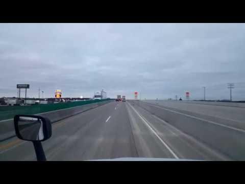 BigRigTravels LIVE! Kenosha, Wisconsin to Belvidere, Illinois I-94, I-43, I-90-Dec. 4, 2018