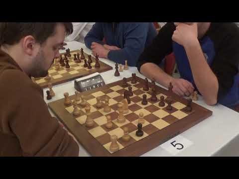 GM Vladimir Fedoseev - IM Bogdan Belyakov, Sicilian Defense, Blitz Chess