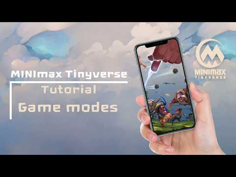 MINImax Tinyverse Tutorial - Beginner: Game Modes thumbnail