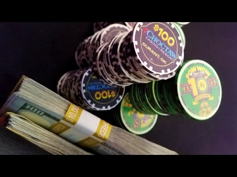 VLOG: High Stakes MADNESS On Poker Night In America
