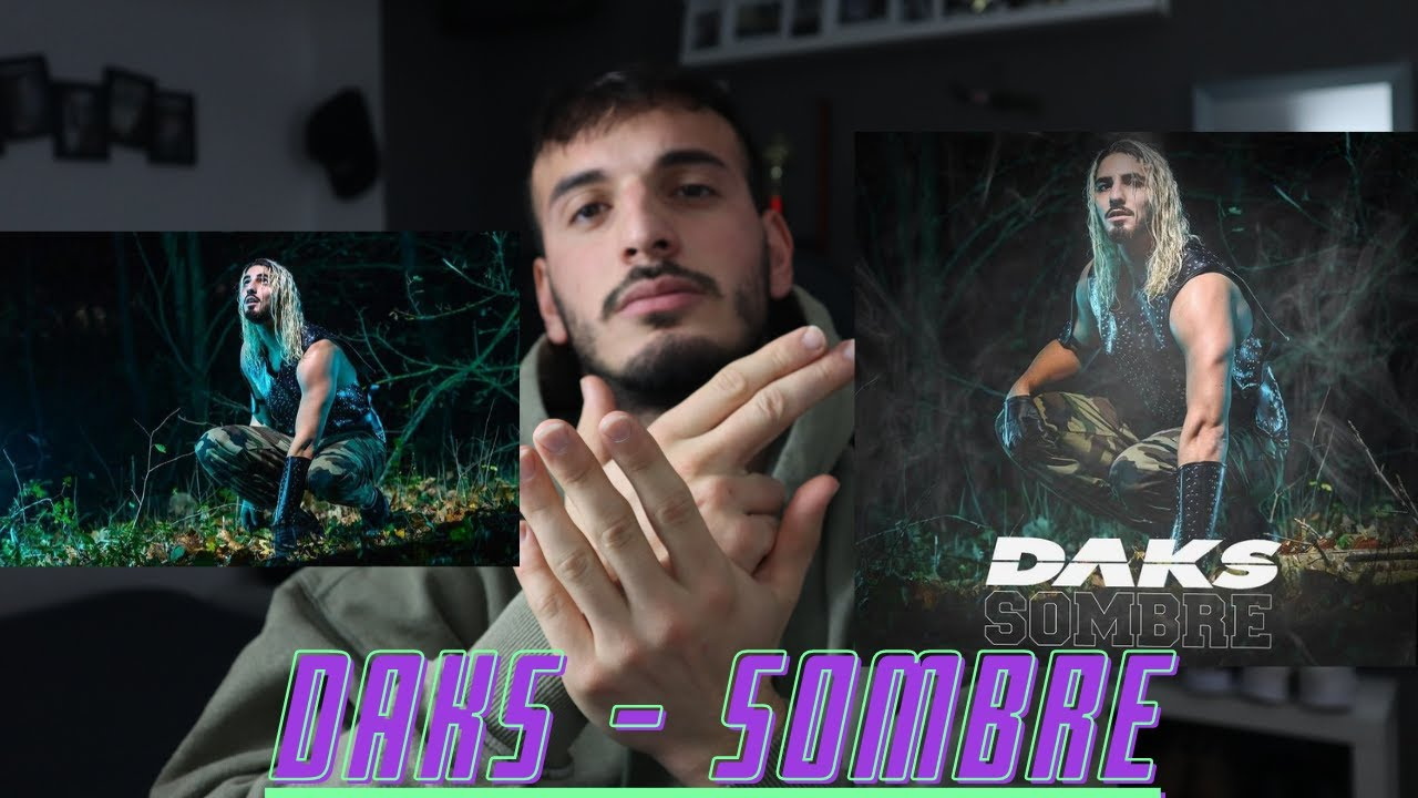 Download FRENCH RAP REACTION 🇫🇷   DAKS - SOMBRE ( clip officiel ) #MONSTRE 2   SERCYATV