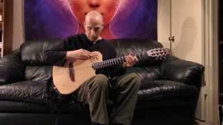 Review of Godin Multiac ACS SA nylon string