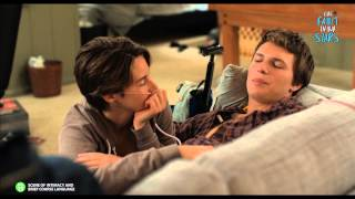 The Fault In Our Stars ['Egging' Clip in HD (1080p)]