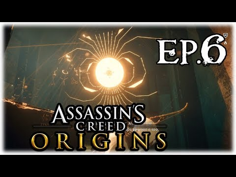 AC Origins Exploration Ep.6 | Ran into another one of them cool Pyramids!
