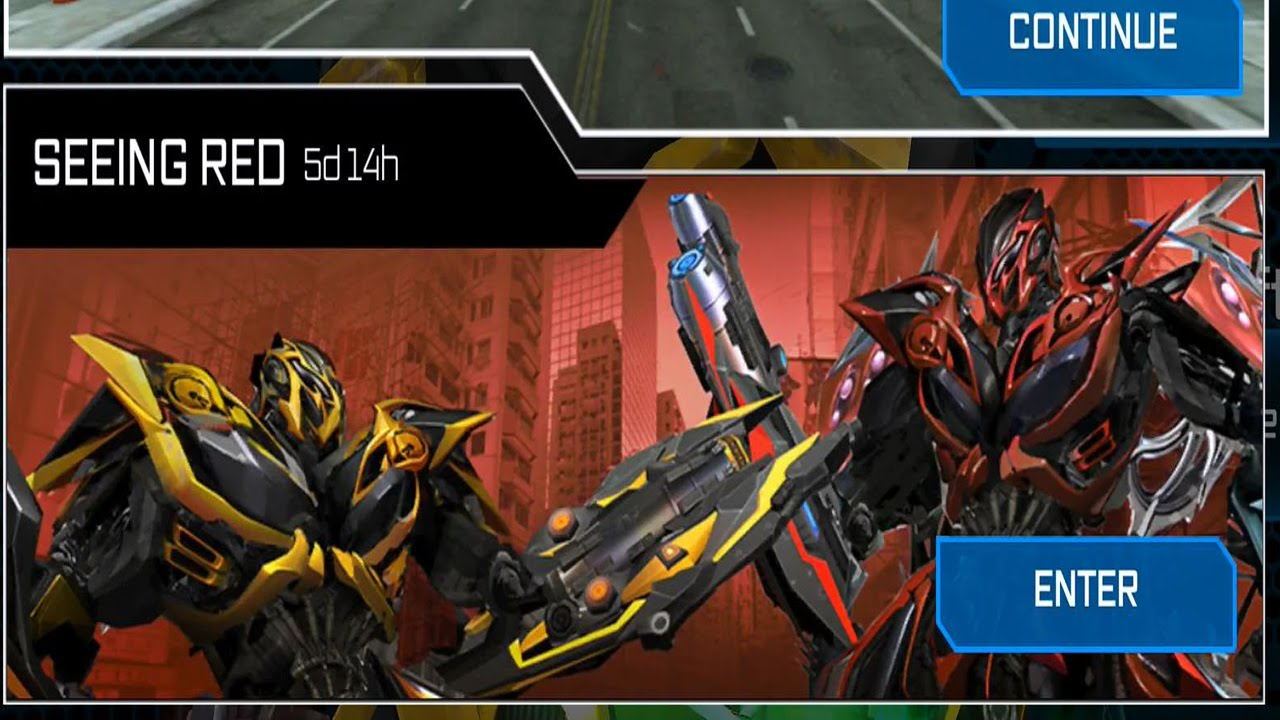 Watch Transformers Age Of Extinction >> Transformers: Age of Extinction - Seeing Red Stinger Bumblebee Event - YouTube