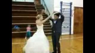 свадебный танец Светланы  и Владимира