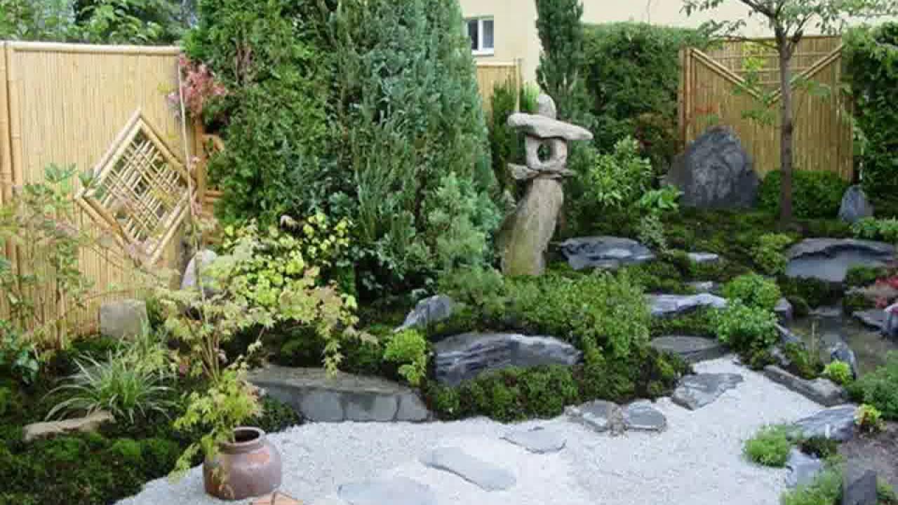 Garten gestalten beispiele  Kleiner Garten Anlegen Beispiele - YouTube