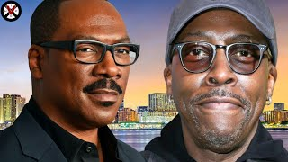 Eddie Murphy & Aresenio Hall Expose What Paramount Pictures FORCED Them 2 Do With An ALL BLACK CAST!