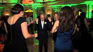 NJ Wedding DJ Dominic Sestito in Action at The Pleasantdale Chateau