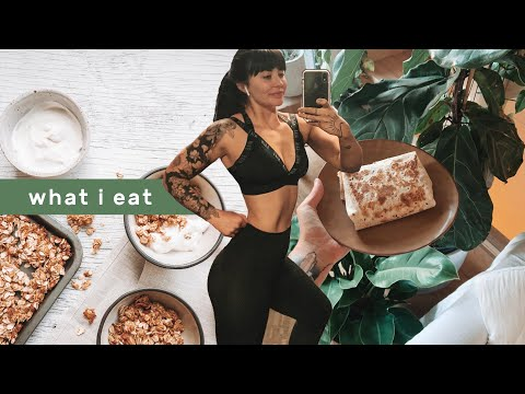 What I Eat    Easy + Healthy Meals for Fat Loss thumbnail