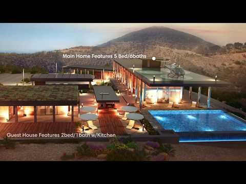 9950 Cotharin, Malibu, California $18,000,000