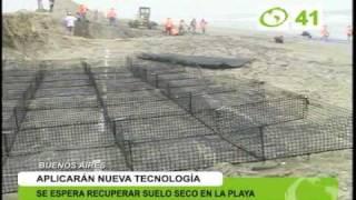 Se espera recuperar suelo seco en la playa de Buenos Aires - Trujillo