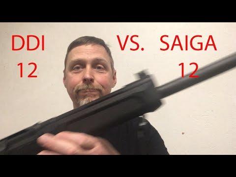 DDI 12 Shotgun Benchtop Review