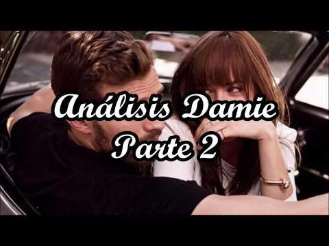 Análisis Damie 2 & Jamie Dornan Y Las Flores