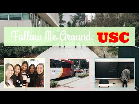 A Day in My Life at USC: OT classes and Meeting My Small Group