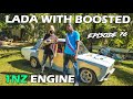 Lada with Boosted 1NZ Engine (WestWknd Tour Ep.1) - SKVNK LIFESTYLE 76
