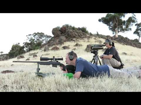 How to make your rifle shoot (muzzle jump)