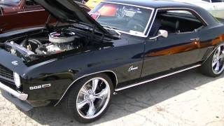 1969 Chevy Camaro with a 502 HD