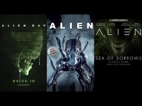 Alien Day 2018 is Coming...