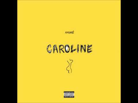 Amine - Caroline [BASS BOOSTED] (Audio)