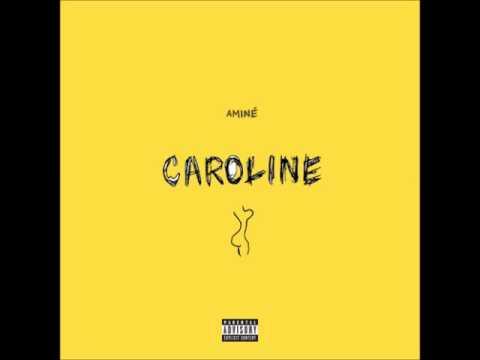 Caroline - Amine [BASS BOOSTED] (Audio)