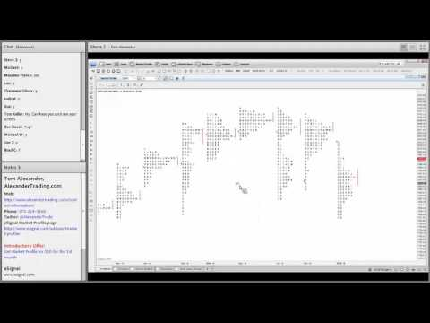 Partner Webinar: Day Trading with the Market Profile Graph