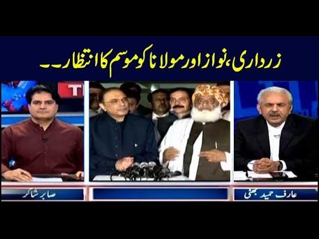 The Reporters | Sabir Shakir | ARYNews | 11 April 2019