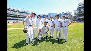 Old-Timers' Day: Mariano Rivera vs. Paul O'Neill