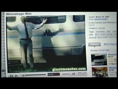 Beautiful  Documentary About The Winnebago Man Some Time Ago A Friend Emailed