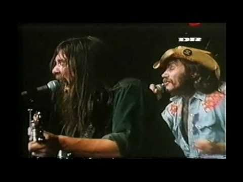 """Dr Hook And The Medicine Show - """"The Wonderful Soup Stone""""   ((From Denmark 1974))"""