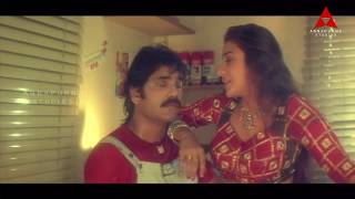 Sisindri Movie || Nagarjuna & Tabu Love Scene