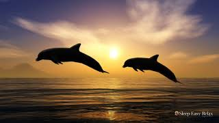 Relaxing Music, Dreaming with Dolphins, Underwater Sounds for Deep Relaxation, Stress Relief