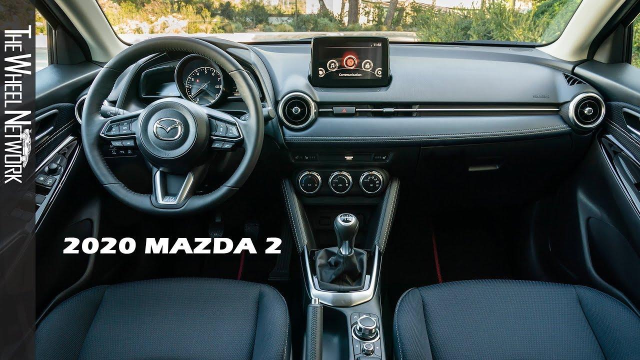 2020 Mazda 2 Interior (EU Spec) - YouTube