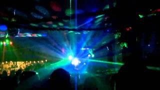 DjMotty and DjCrassi Vetrino disco bar New year