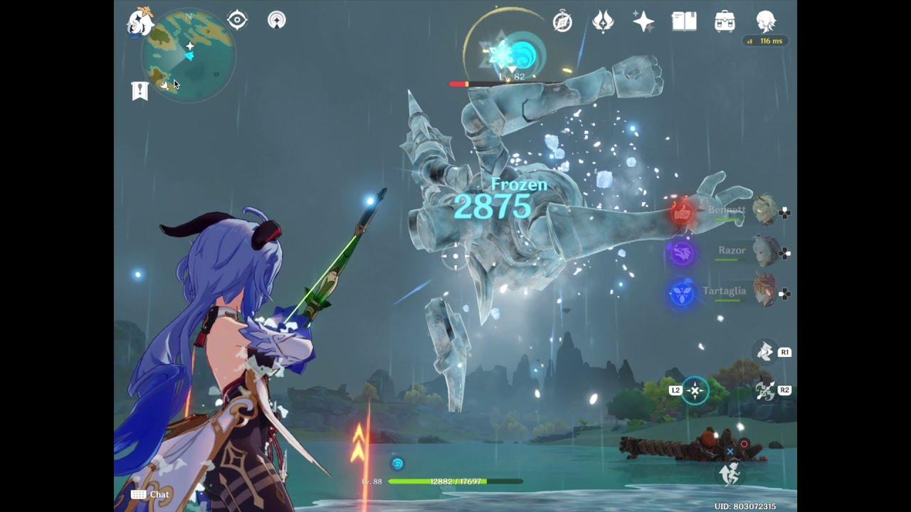 วิธีล่น Genshin Impact บน M1 Macbook