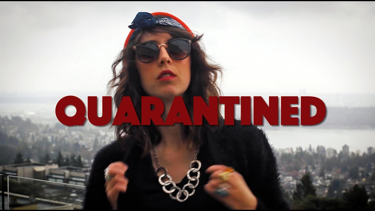The Quarantine Rap // MC Megy Megs // prod. Savage