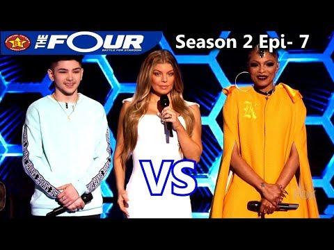 Sharaya J vs Dylan Jacob Rappers Battle  The Four Season 2 Ep. 7 S2E7