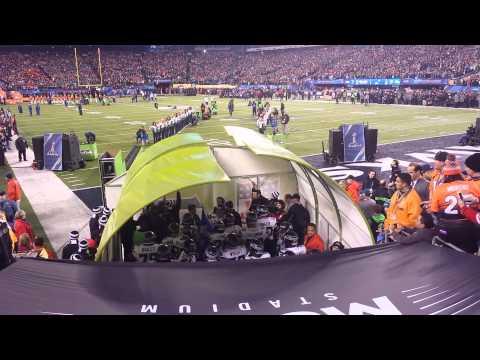 Super Bowl 48 (Seahawks Entrance)