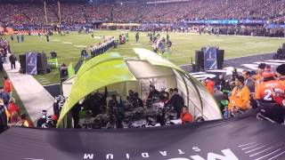 Repeat youtube video Super Bowl 48 (Seahawks Entrance)