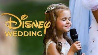 Download lagu LITTLE WEDDING SINGER!! (AMAZING DISNEY WEDDING!)