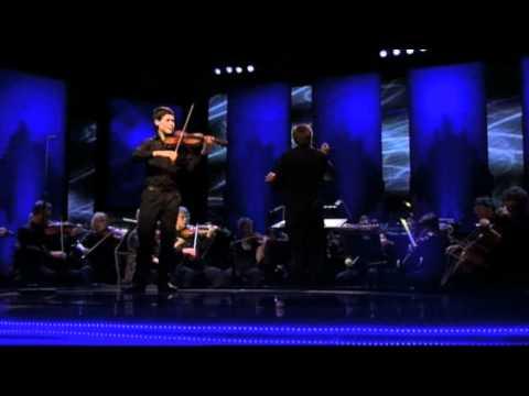 Callum Smart-Strings Category Winner BBC Young Musician 2010