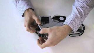 How to Change Ink Roller in Towa Price Gun Samurai GL, 2-Line