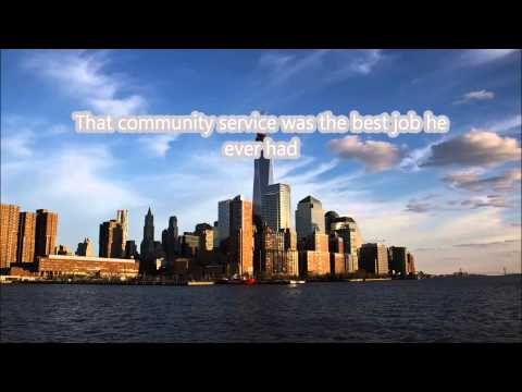 The 1975 - The City (Lyrics on Screen)