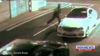 Car Thief In Ireland