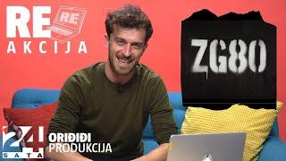 Glumac Domagoj Mrkonjić iz filma ZG80: 'Jel bi j*** babu?' je nastalo spontano | REAKCIJA