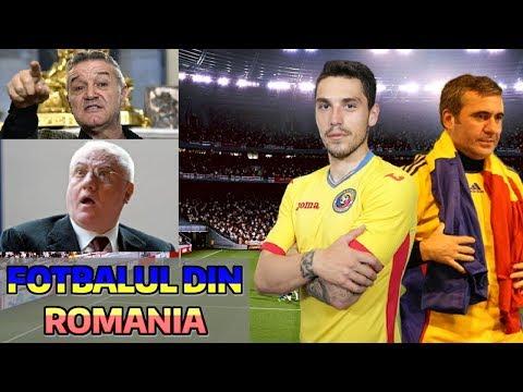 Fotbalul din Romania