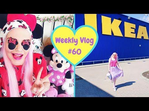 Weekly Vlog #60 | Opening Disney deliveries & IKEA Adventure!