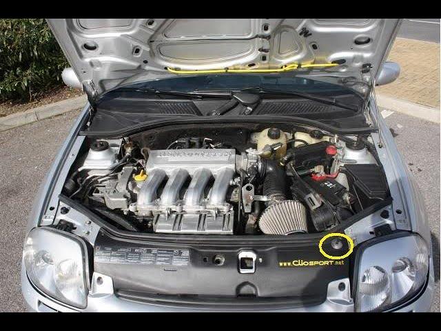 Reno Clio Mars Basiyor Motor Calismiyor Renault Clio 1 2 Does Not Start Engine Easy To Solition