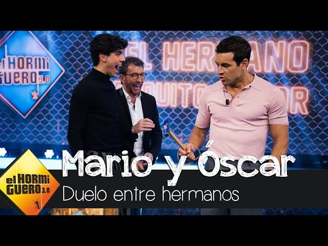 El divertido duelo entre los hermanos Casas - El Hormiguero 3.0
